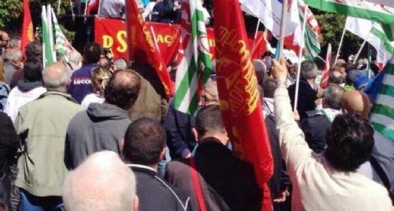 Primo Maggio, sindacati in piazza per chiedere più sicurezza