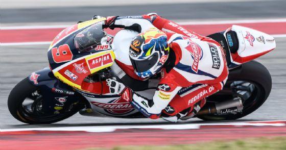 Gp Spagna, Rossi: