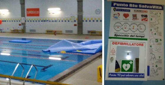 Vandali alla piscina Cecchi: le immagini