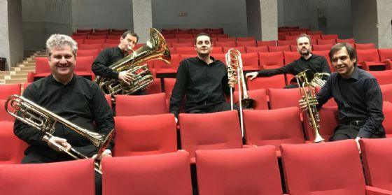 Gli Ottoni del Teatro Verdi di Trieste ad Artegna