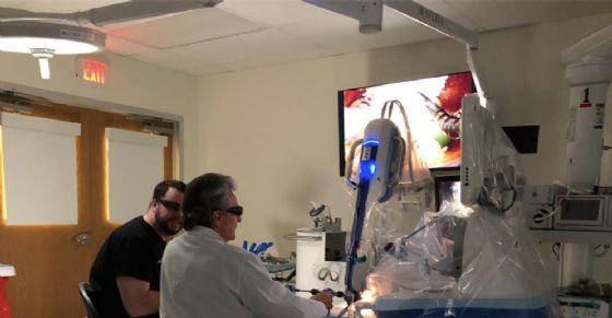 Chirurgia robotica a Torino: al Molinette arriva Medtrobotic