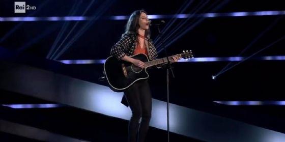 """The Voice Of Italy"": in semifinale la pordenonese Asia Sagripanti"