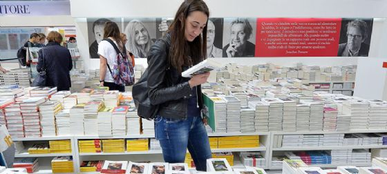 Salone del Libro di Torino (© ANSA)