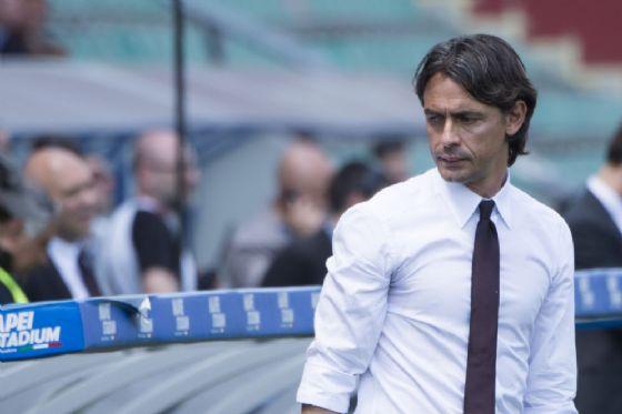 Filippo Inzaghi, allenatore del Venezia