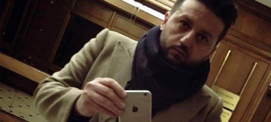 Luca Pasquaretta, portavoce della sindaca Chiara Appendino
