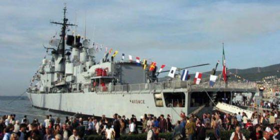 Marina Militare, Serracchiani: «Nave Audace non scompaia dalla flotta»