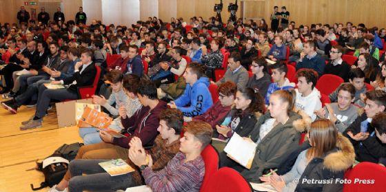 Brand Storytelling e Consumer Engagement: ciclo di seminari a Gorizia (© Foto Diego Petrussi)