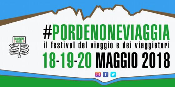 """""""PnViaggia"""" il festival, 21 eventi dedicati al viaggio e ai viaggiatori"""