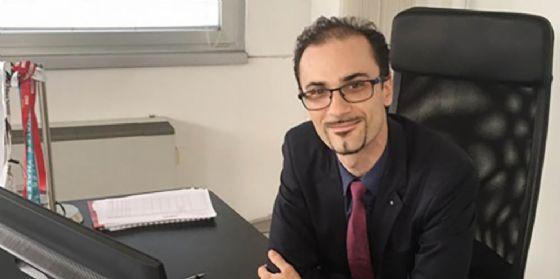 Claudio Borrello amministratore e fondatore di Ermetris