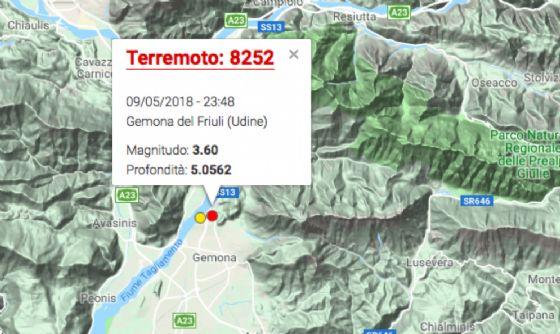Terremoto: tanta paura ma nessun danno dopo la scossa di mercoledì notte