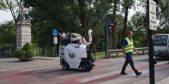 E' 'Made in Pordenone' il nuovo robot-assistente per la pulizia delle strade