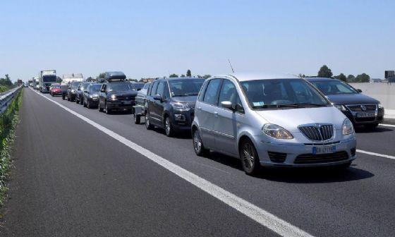 Tre incidenti in serie: chiusa l'autostrada A4 tra Villesse e Palmanova
