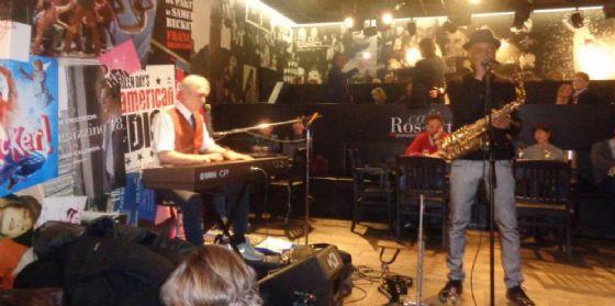 Al Cafè Rossetti ospite il sassofonista americano James Thompson