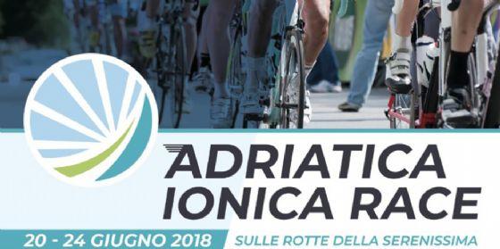 La prima edizione dell'Adriatica Ionica Race corre veloce e passa per il FVG