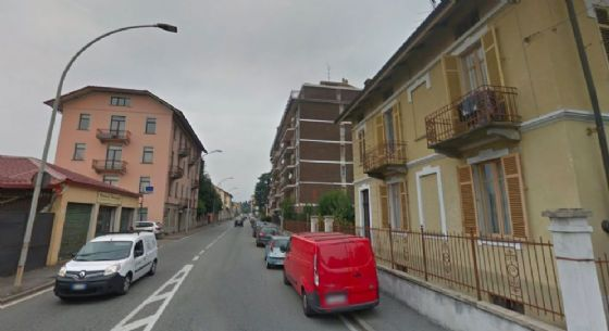 Via Candelo a Biella (© Google Street View)