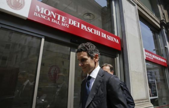 Banca Mps torna all'utile, la Borsa festeggia