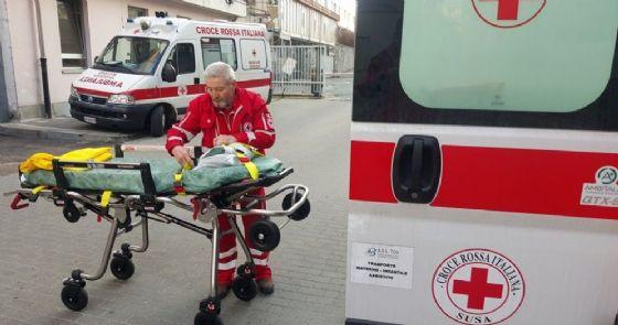 59enne portato via a Valdengo (© ANSA)