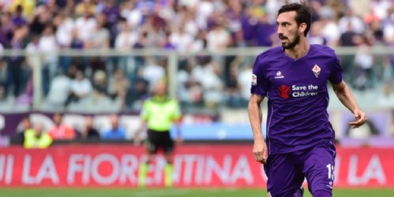 Davide Astori, compianto giocatore della Fiorentina