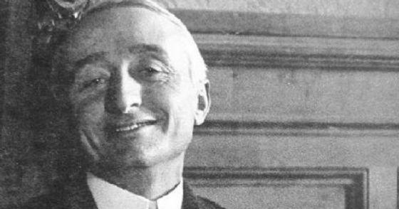Riccardo Gualino nacque a Biella nel 1879 e morì a Firenze nel 1964 (© ANSA)