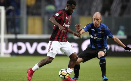 I due goleador di Atalanta-Milan
