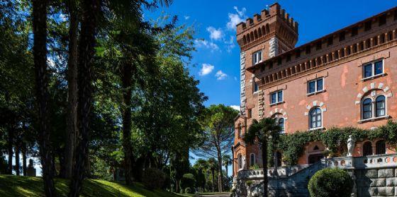 """Il Castello di Spessa fra le location in cui è stata girata la fiction """"Il Confine"""""""