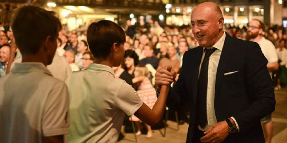 """Pordenone Calcio, Presidente Lovisa: """"Ripartiamo con grandi motivazioni"""" (© Pordenone Calcio)"""