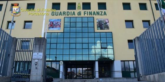 Pordenone, evasione fiscale da 2,2 milioni di euro: imprenditore fatturava consulenze inesistenti (© Guardia di Finanza di Pordenone)