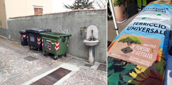 Trieste: scarti dei giardini in cambio di compost