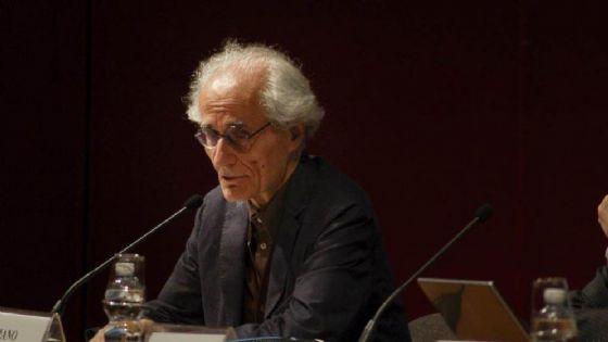 Lo storico Luciano Canfora