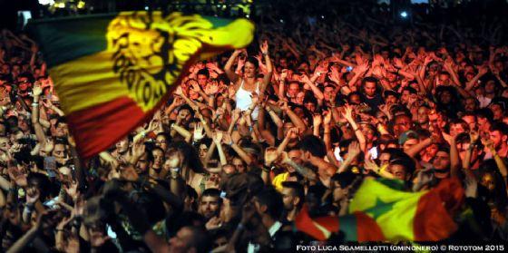 Il Rototom compie 25 anni: li festeggerà in Spagna con le stelle del reggae italiano (© Luca Sgamellotti)