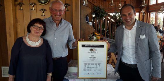 Eccellenza sul Collio Goriziano: Norina Pez vince un premio importante