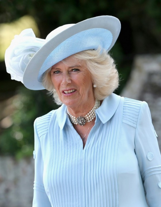 Camilla, Duchess of Cornwall, Prince Charles's former mistress, is set to become princess consort on his accession to the throne