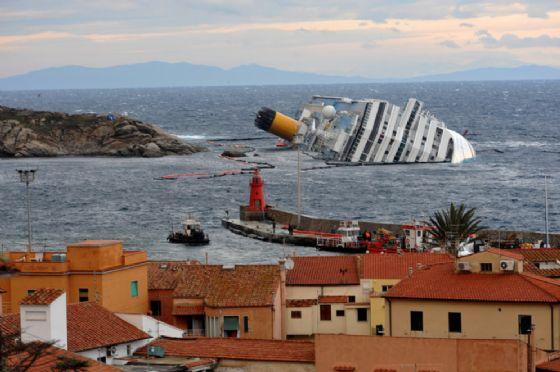 Il naufragio della Concordia