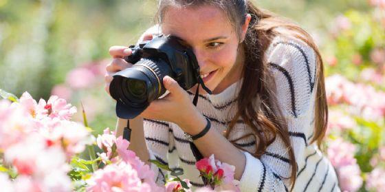 Fotonatura: workshop di macrofotografia naturalistica (© Casa delle Farfalle di Bordano)
