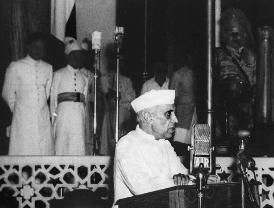 Jawaharlal Nehru, India's first prime minister, forged the Gandhi-Nehru family dynasty that has dominated Indian politics for most of the decades since