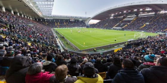 Stadio Friuli sold out per l'ultima di campionato (© Udinese)