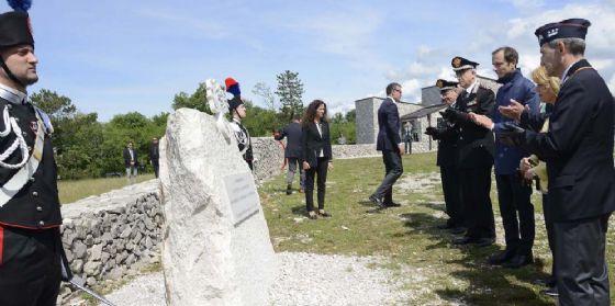 Foibe, Fedriga: «Sacrificio dei carabinieri diventa memoria condivisa»