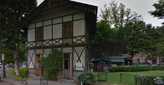 Il Villino Caprifoglio (© Google)