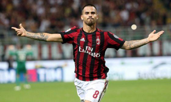 Sky - Suso salta Milan-Fiorentina: lesione muscolare per lo spagnolo