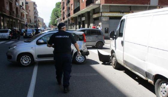 L'incidente di Nichelino (© Diario di Torino)