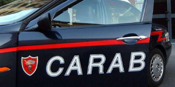 Carabinieri intervenuti per una lite in una ditta di stoccaggio