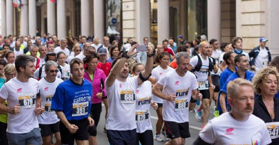 Oggi a Torino la «Royal Half Marathon»: percorso e strade chiuse, le informazioni