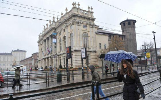 Meteo a Torino, il maltempo non lascia la città: prevista ancora pioggia