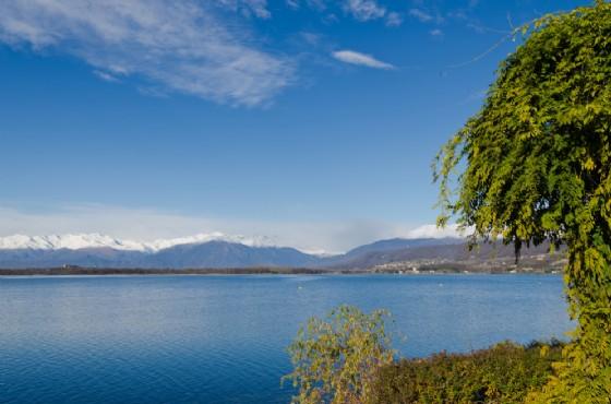 Matrimonio a Biella, la vista del Lago di Viverone