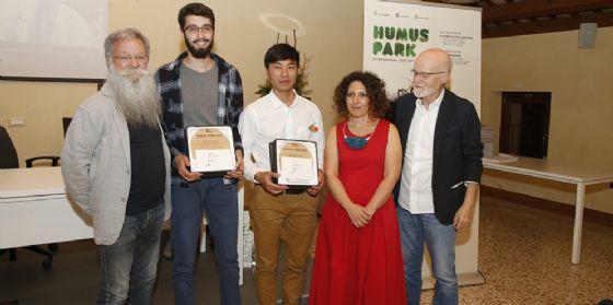 Humus Park: inaugurate le prime 24 opere, assegnato il premio Gea