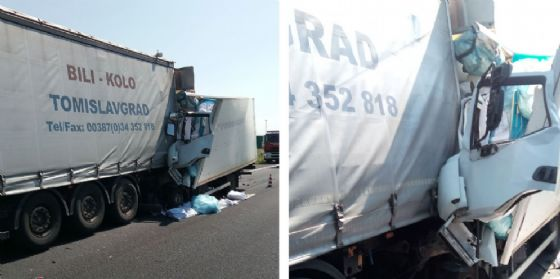 Incidente in autostrada: muore l'autista di un furgone