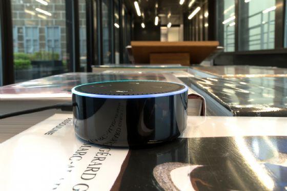 L'assistente di Amazon Alexa sarà presto in Italia