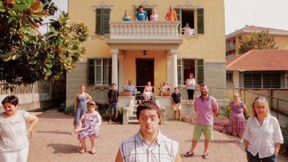 Casa Lions, la sit-com diventa un film evento