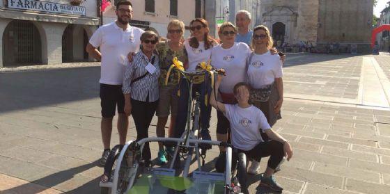 """Oltre 800 iscritti alla """"Marciaper il Granello"""", all'insegna della solidarietà per i disabili motori"""