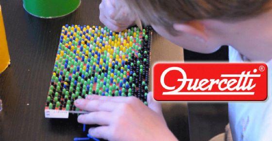 Quercetti, dai chiodini alla pixel art: la storia dei giocattoli preferiti dei torinesi